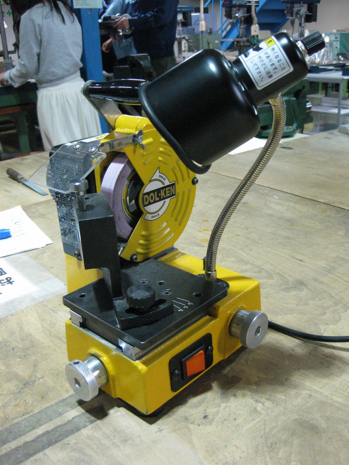 ドリル研削盤Drill grinder