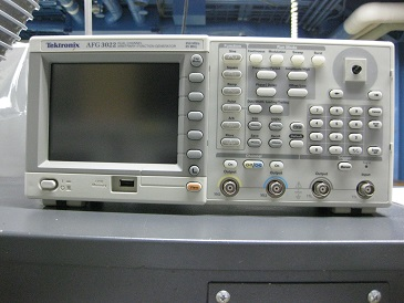 ファンクションジェネレーターFunction generator