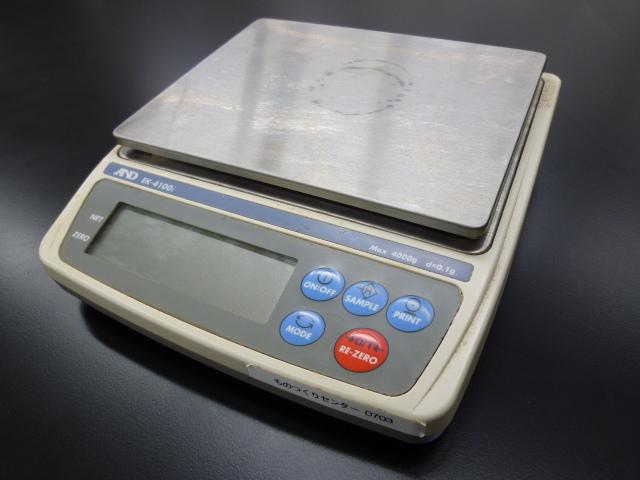 パーソナル電子天秤 Personal electronic balance