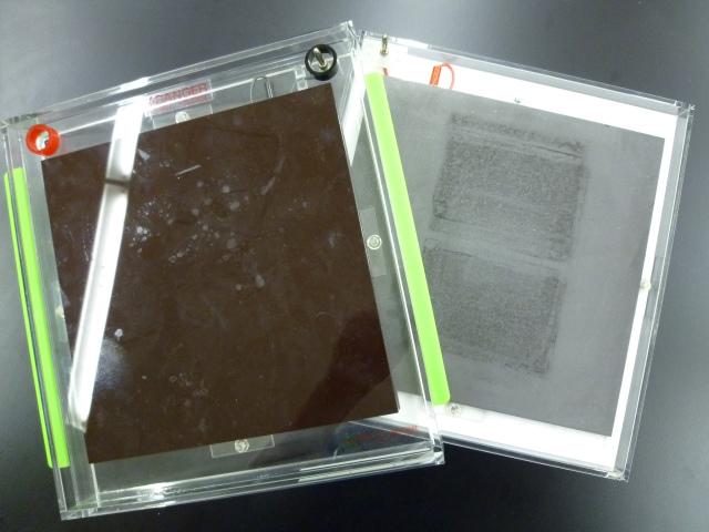 平板転写装置 Flat plate transfer device
