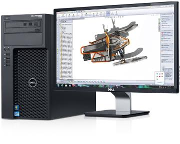 <01>SolidWorks用PC&emsp;PC with Solid Works Software